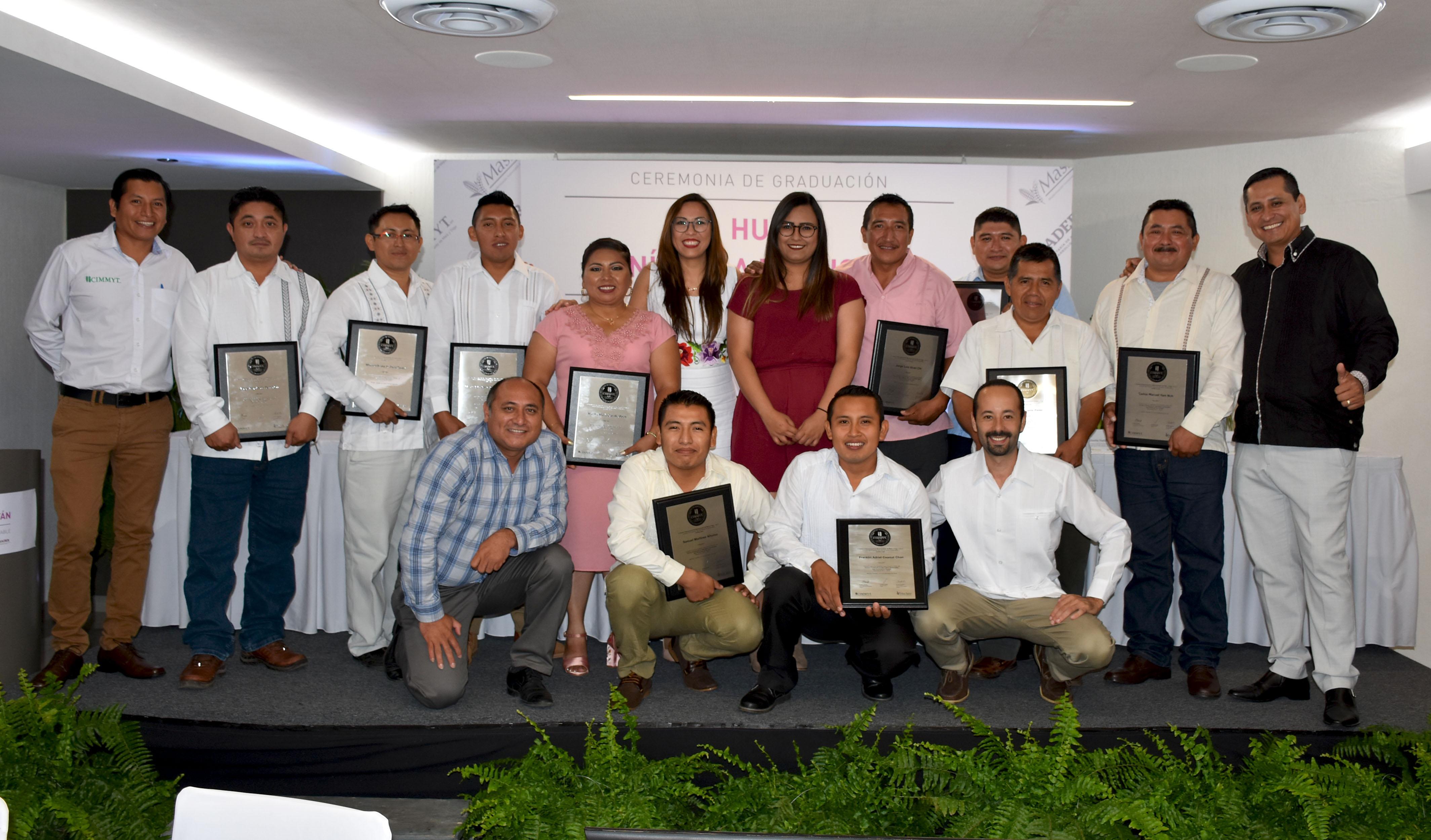 Alianzas que impulsan el desarrollo del campo yucateco con Técnicos Certificados en Agricultura Sustentable